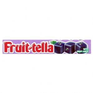 Fruitella Blackcurrant Chews